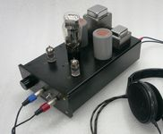 Chazz2 Headphone Amplifier