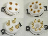 Best Selling Socket: 4pin/ 8pin/ 9pin